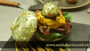 aneka berita the glamburger
