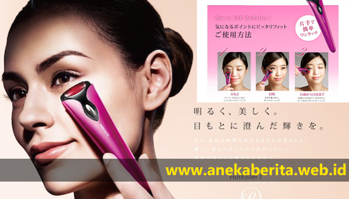 Hot Roller Eye Massager