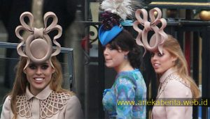 4. Topi Puteri Beatrice Royal 1 Milyar